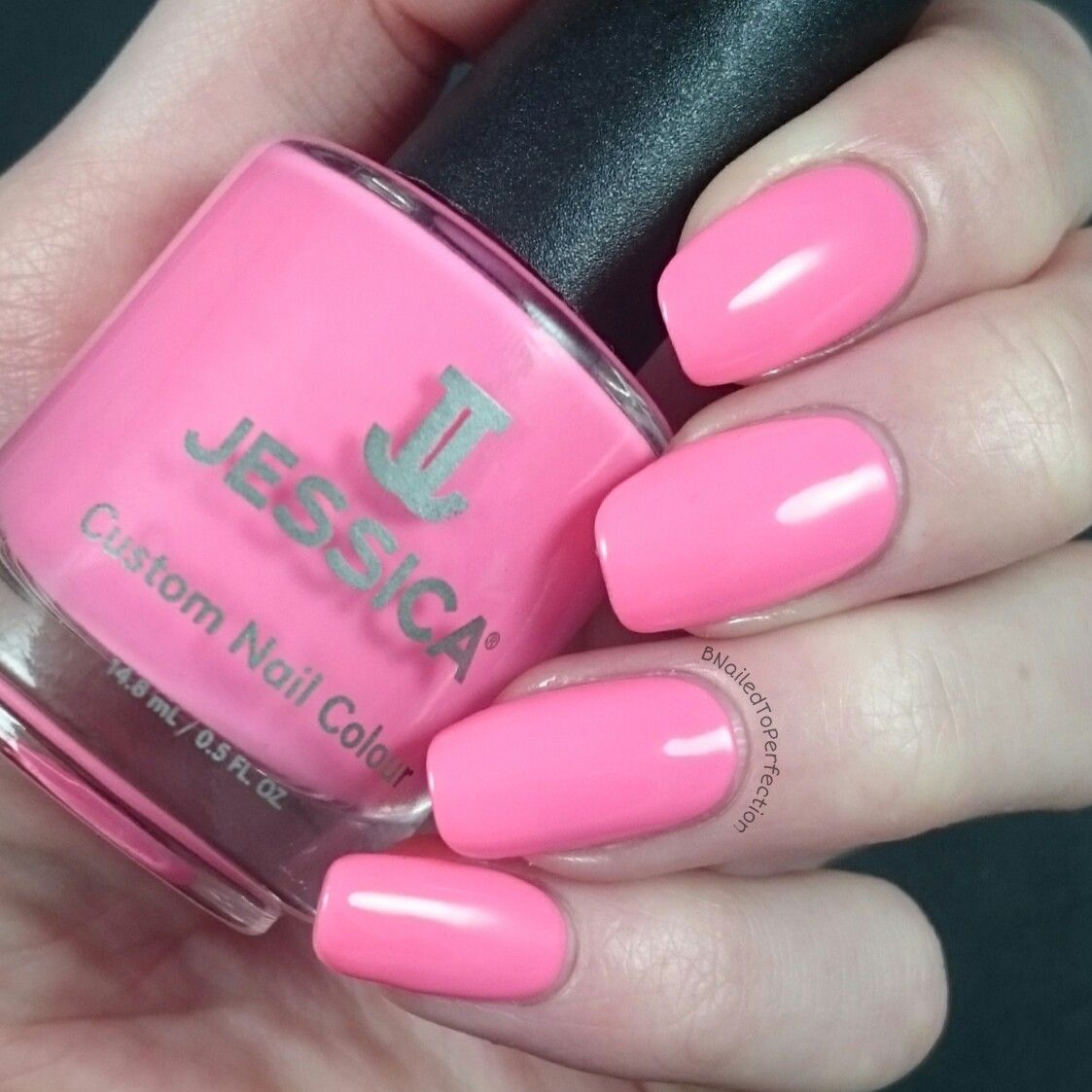 Jessica Custom Colour - Pop Princess | misanails | Pinterest ...