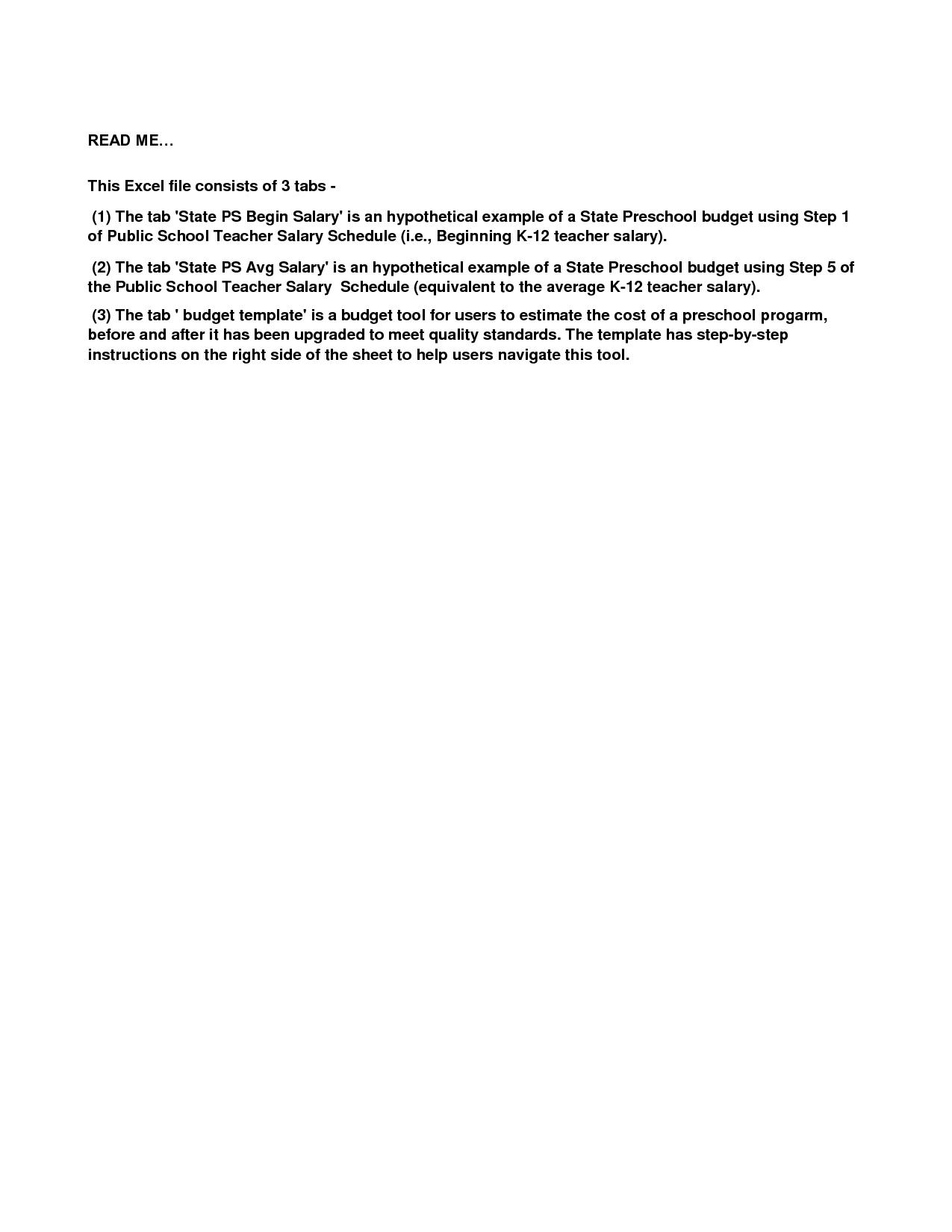 Preschool Teacher Cover Letter  HttpWwwResumecareerInfo