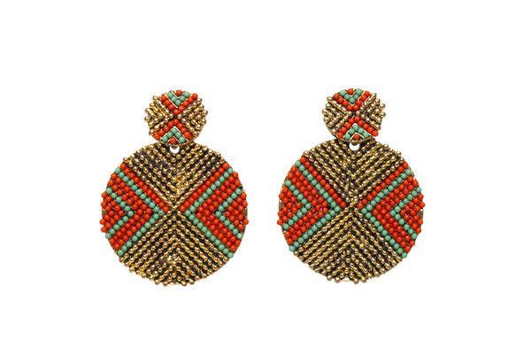 Quest Earrings | Moorea Seal