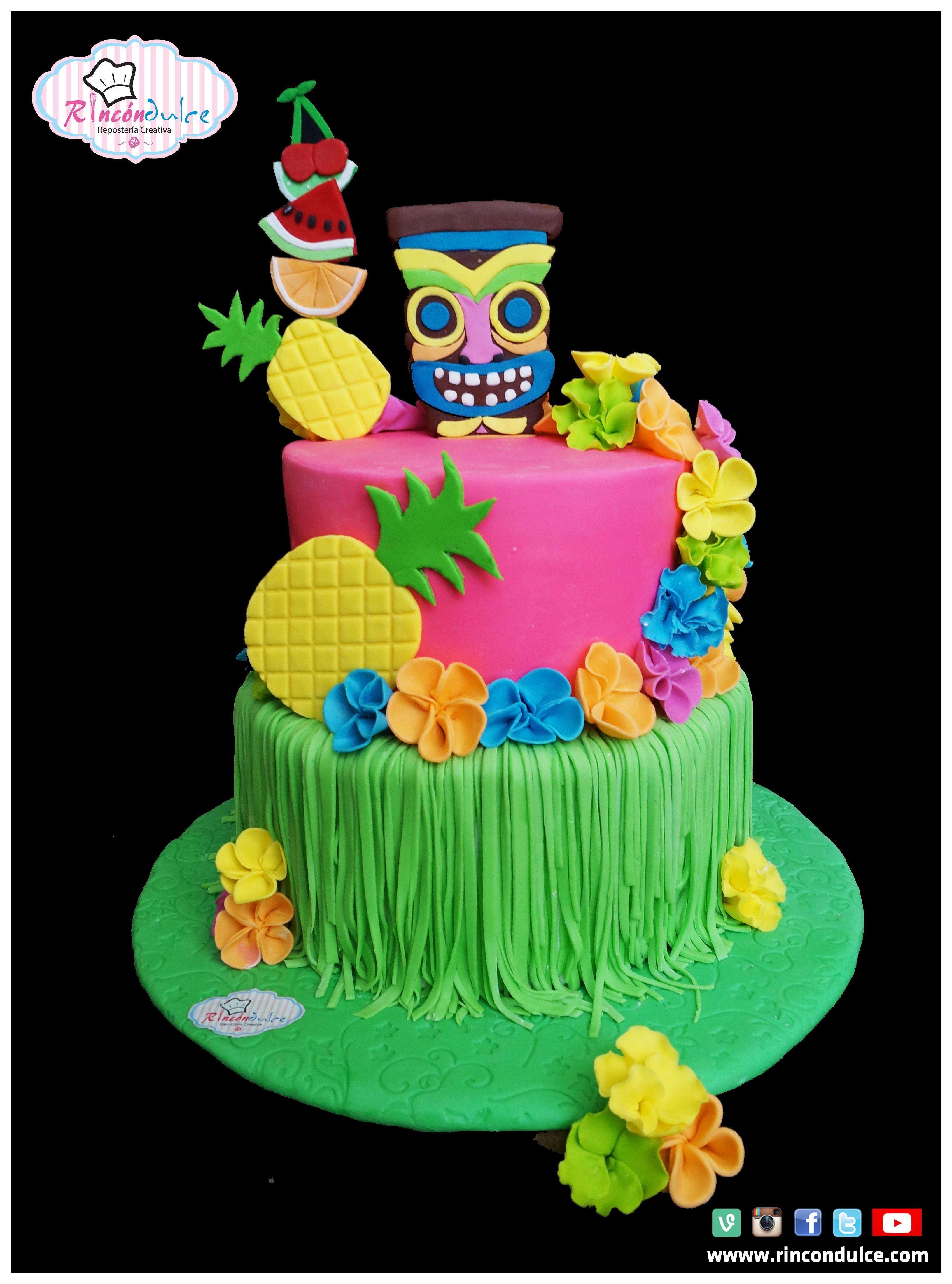 Hawaian CAKE.
