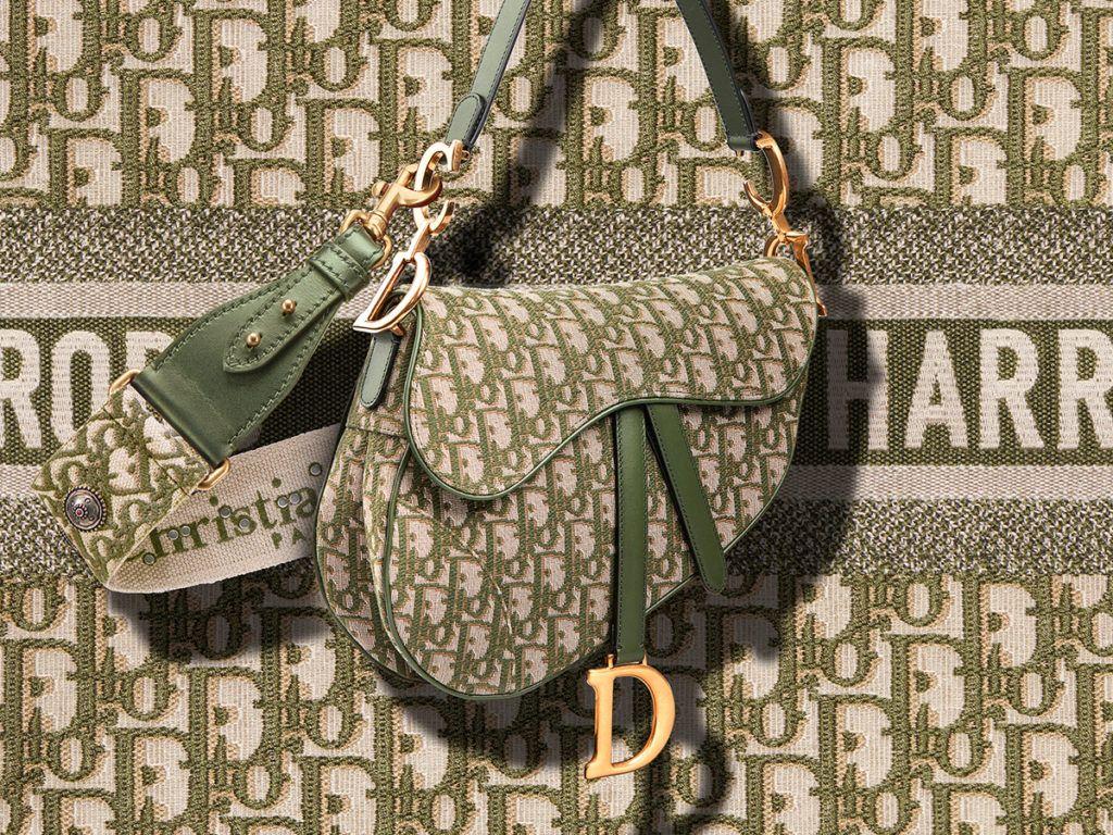 60ea71a7dbf Dior X Harrods Dior Oblique Pop-Up Collection