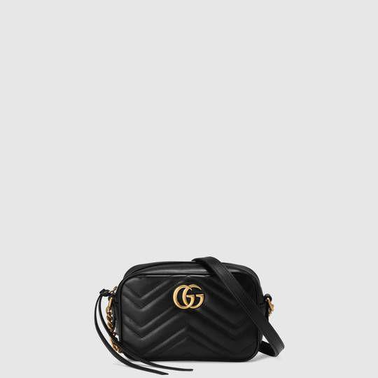 48c0281641c5 Gucci GG Marmont matelassé mini bag