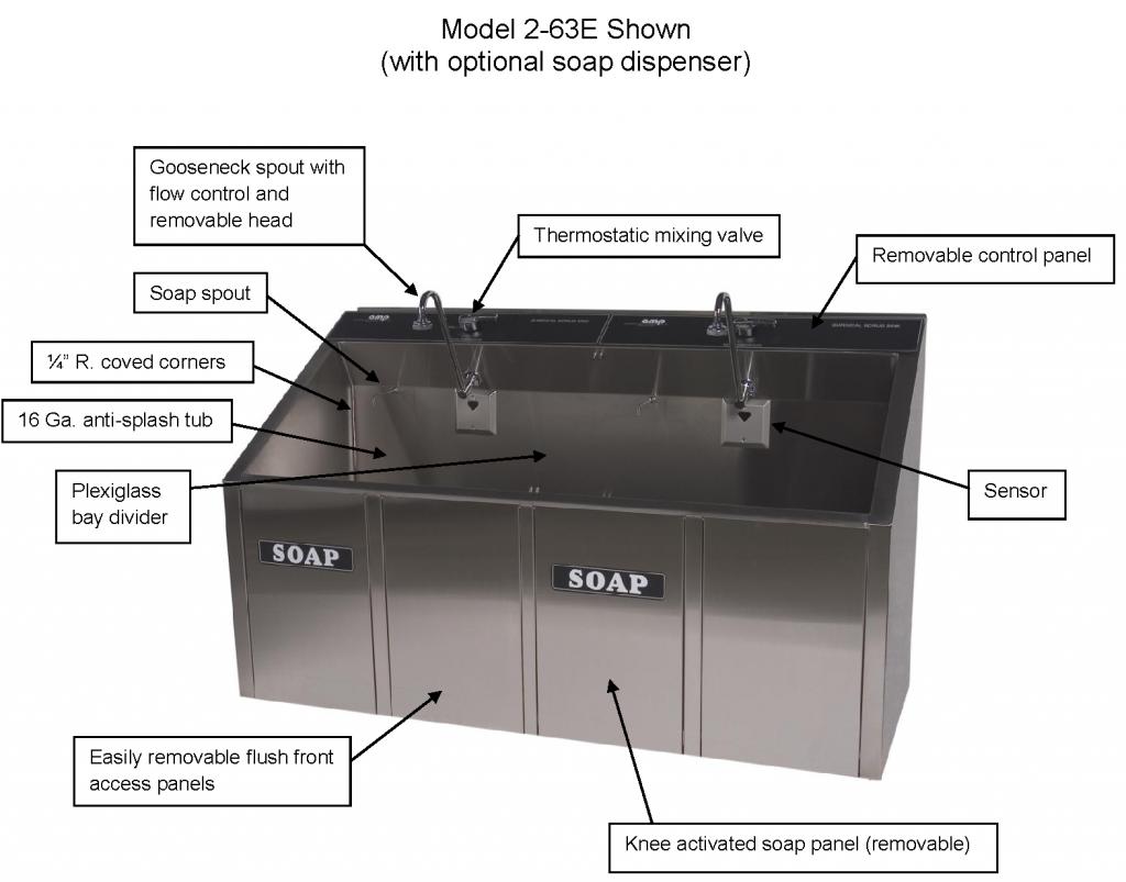 18 surgical scrub sinks ideas blanket