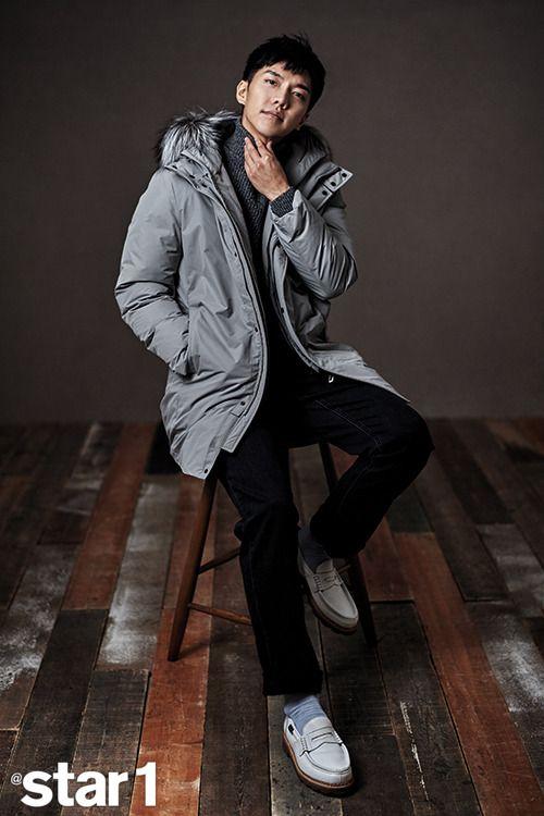 Lee Seung Gi - @Star1 Magazine December Issue '17 | Korean ...