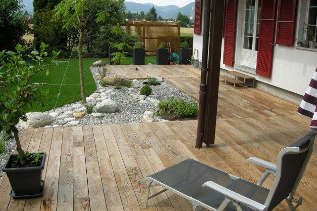 Beautiful Idee Terrasse Images - Yourmentor.info - yourmentor.info