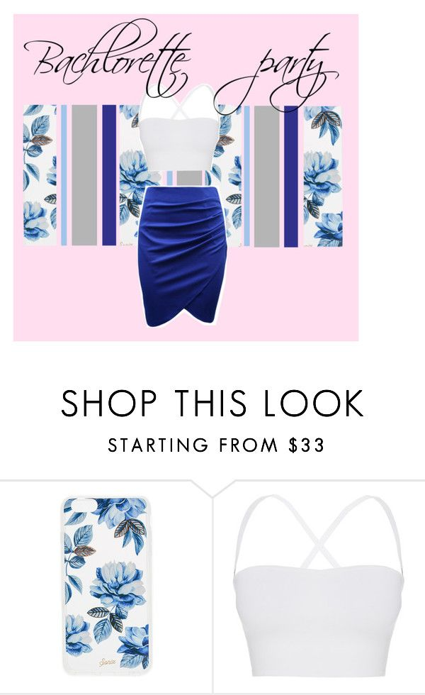 """""""Bachlorette party"""" by ginger-ness ❤ liked on Polyvore featuring Sonix and Theory"""