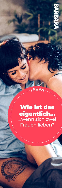Frauen mögen lesbischen Sex