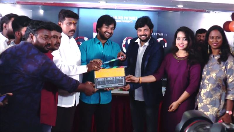 Vadacherry Movie Pooja