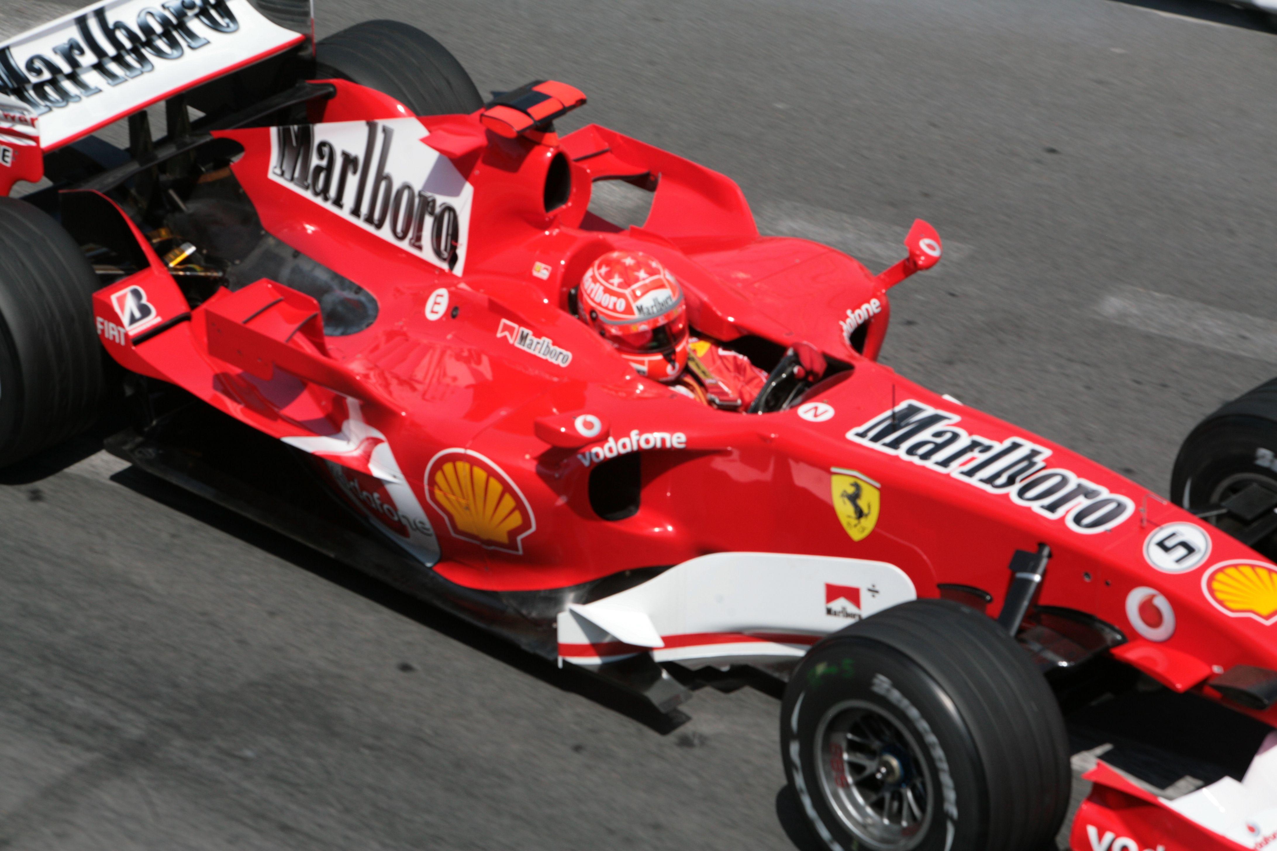 Michael Schumacher 248F1 2006   Michael schumacher, Année 20