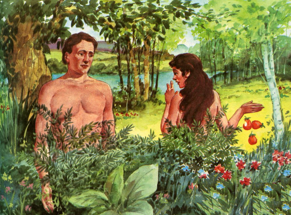 Genesis 36 and when the woman saw that the tree was good for genesis 36 and when the woman saw that the tree was good for food and that it was pleasant to the eyes and a tree to be desired to make one sciox Choice Image