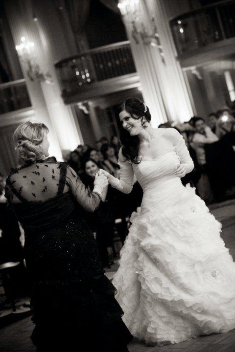photo by Aaron Shintaku, mother-daughter dance