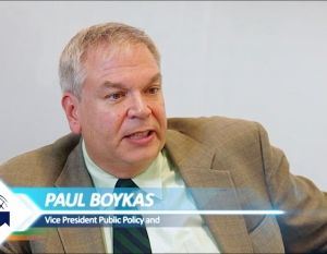 Interview with Paul Boykas, Vice President Public Policy and Government Affairs, PepsiCo. | 3BL Media