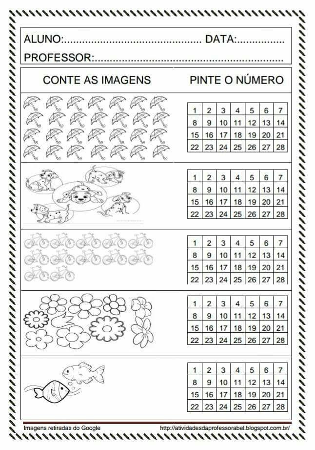 Pin De Marcela Lainez Em Carmen Atividades De Matematica