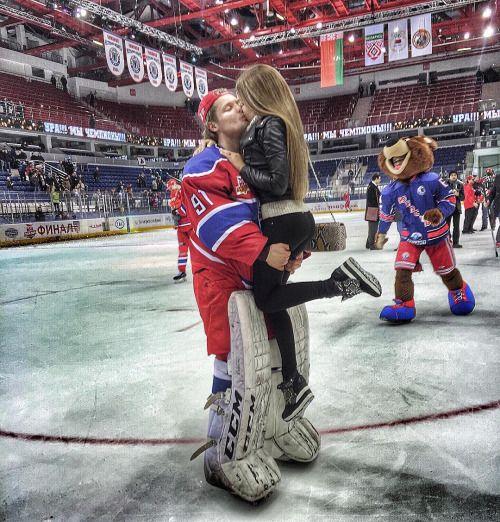 Хоккей и любовь картинки