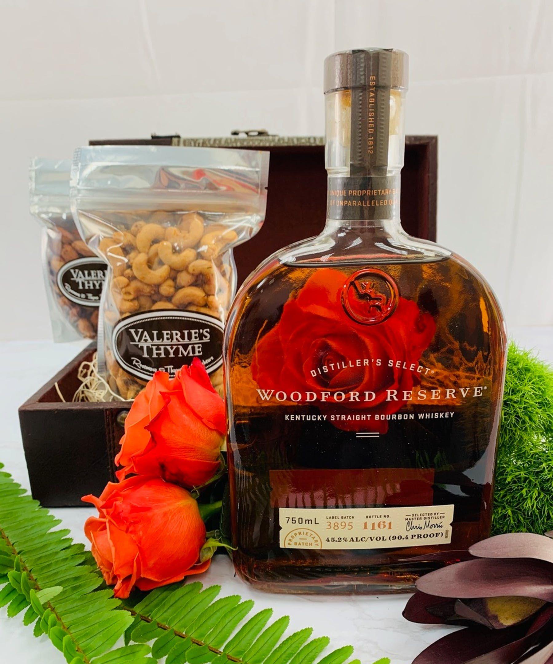 Bourbon gift box bourbon gifts gourmet gift baskets