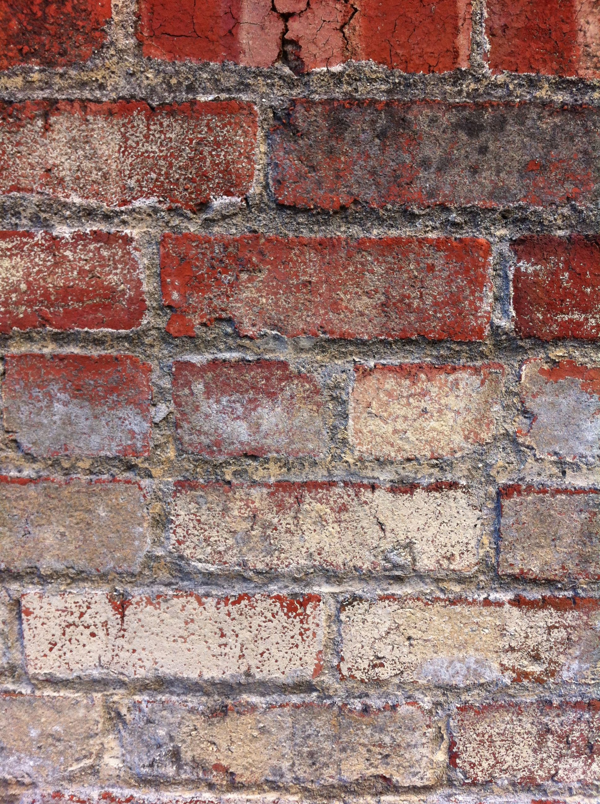 Distressed Brick Distressed Brick Red To Tan Textures In 2019 Brick