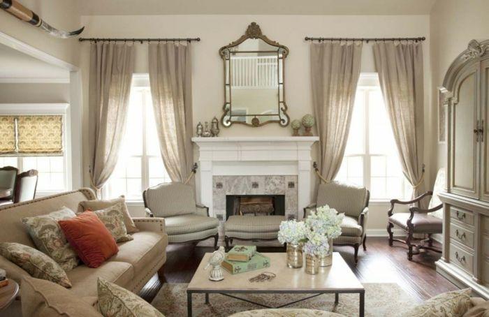 ▷ 1001+ Wohnzimmer Ideen - Die besten Nuancen auswählen ...