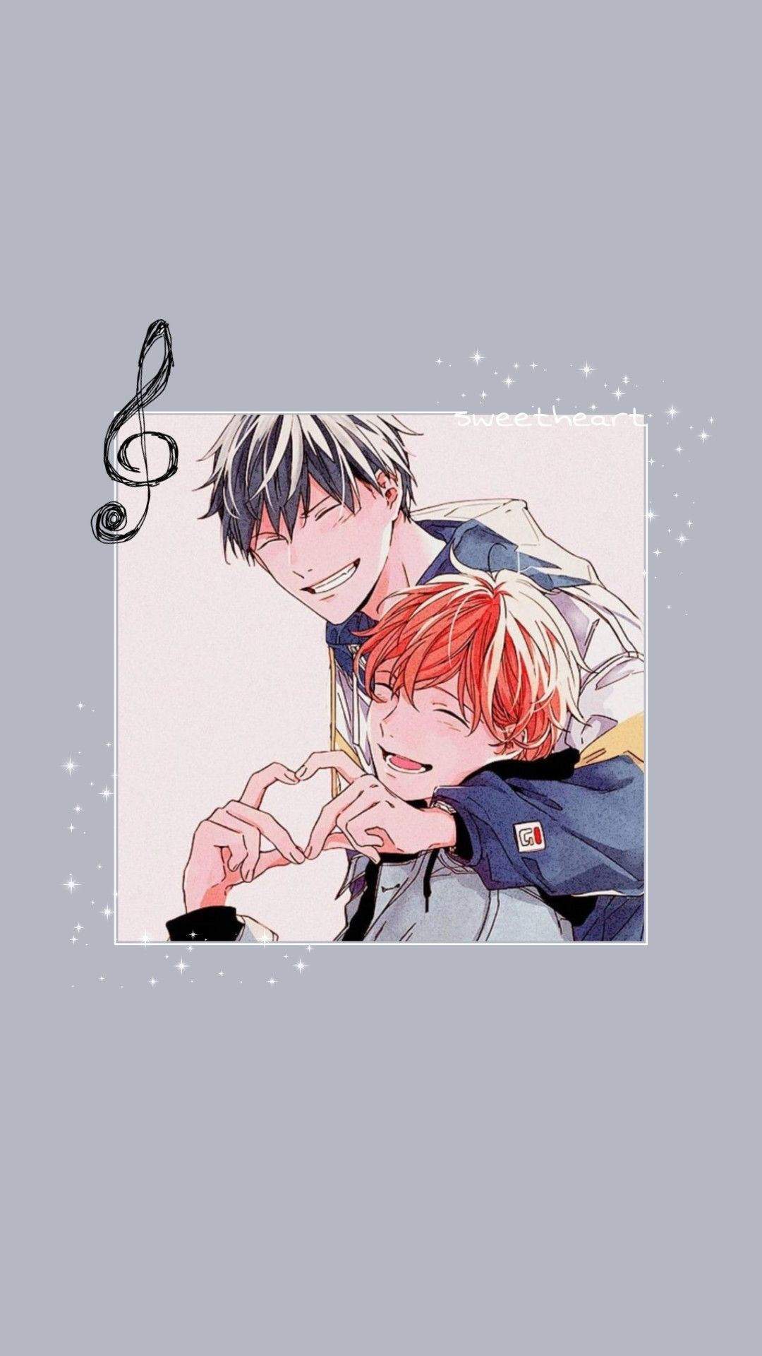 Given Mafuyu And Uenoyama Cute Anime Wallpaper Anime Wallpaper Phone Anime Wallpaper