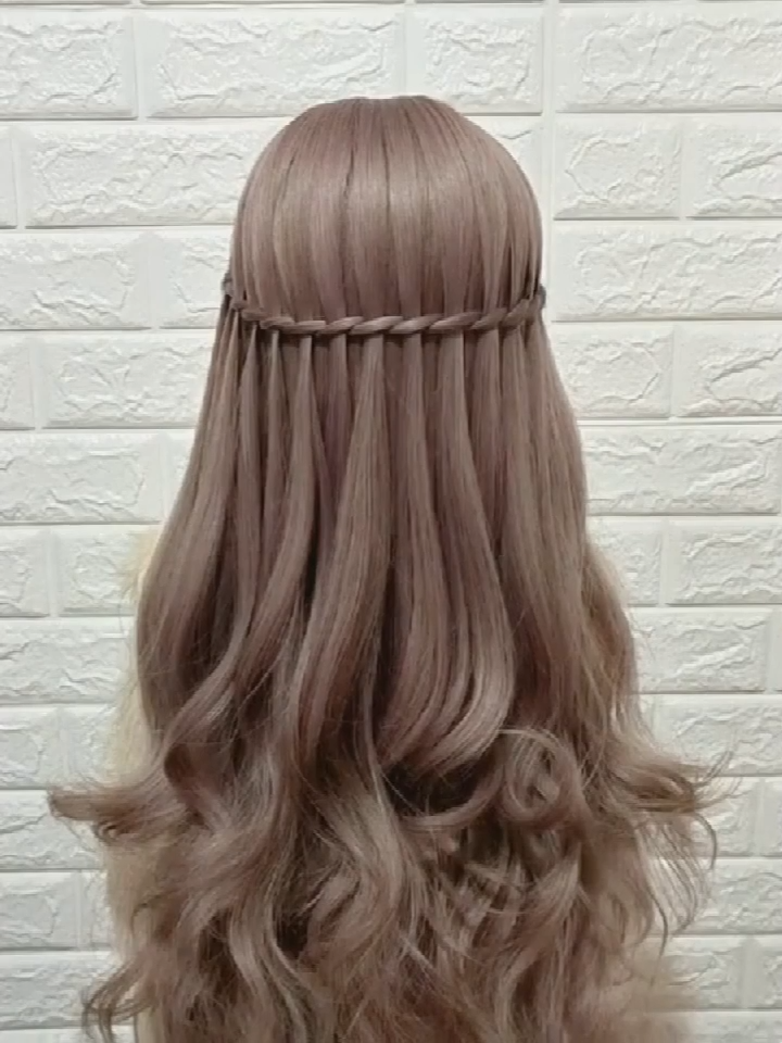 Fashion Hairstyle Tutorial 538