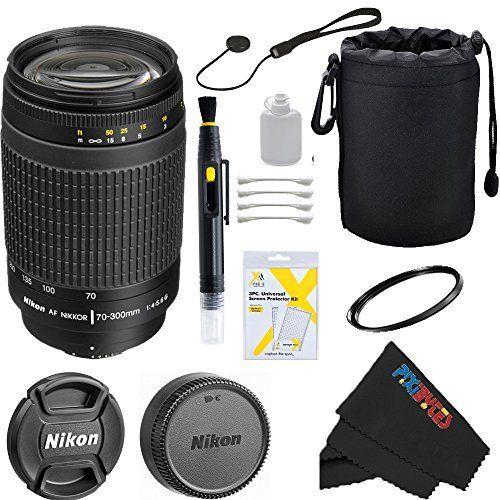 Nikon 70 300mm F 4 5 6g Af Nikkor Slr Camera Lens Import For D3000 D3100 D3200 D4 D4s D5000 D5100 D5200 Canon Slr Camera Zoom Lens Telephoto Zoom Lens