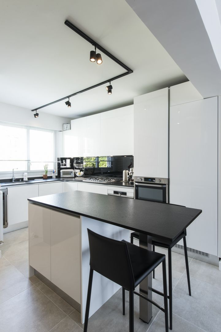Cuisine ged cucine par sk concept la cuisine dans le bain séverine kalensky cuisiniste meubles design italien architecture intérieur paris france