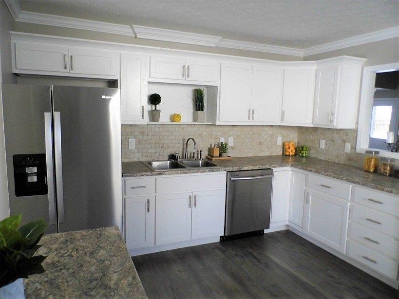 Chesapeake Maple White, Baileytown | Kitchen cabinetry ...