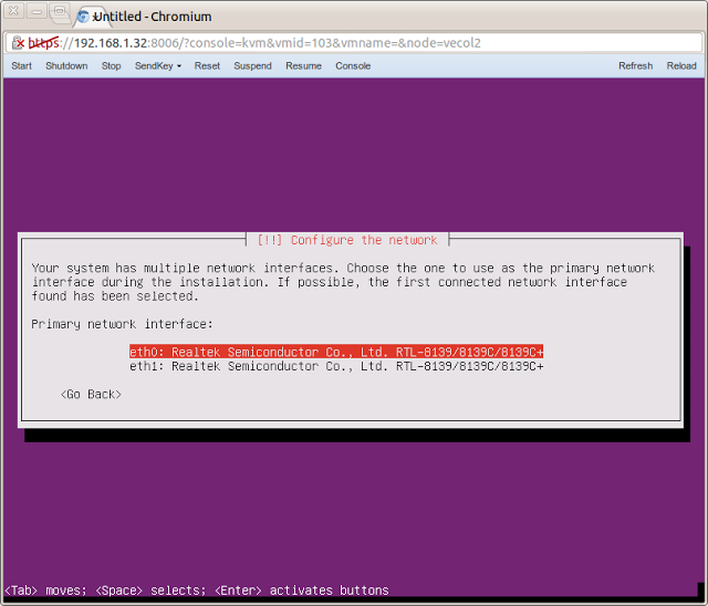 Como instalar Linux Ubuntu server 12.10
