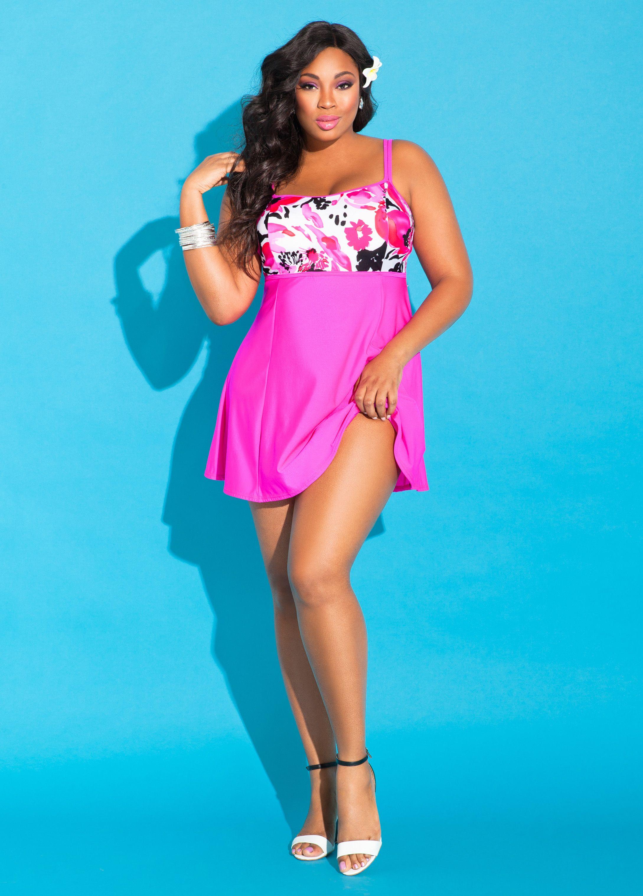 c3ff44eb780 Ashley Stewart Model Liris Crosse Curvy Girl Fashion