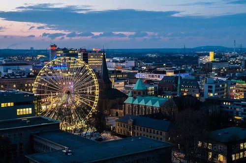 Essen, Nordrhein-Westfalen