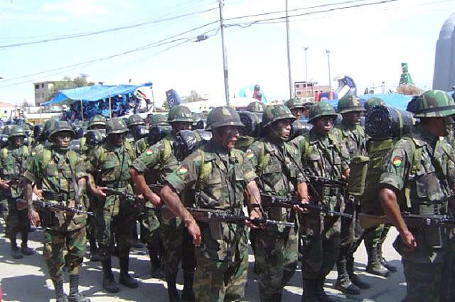 Bolivian Army