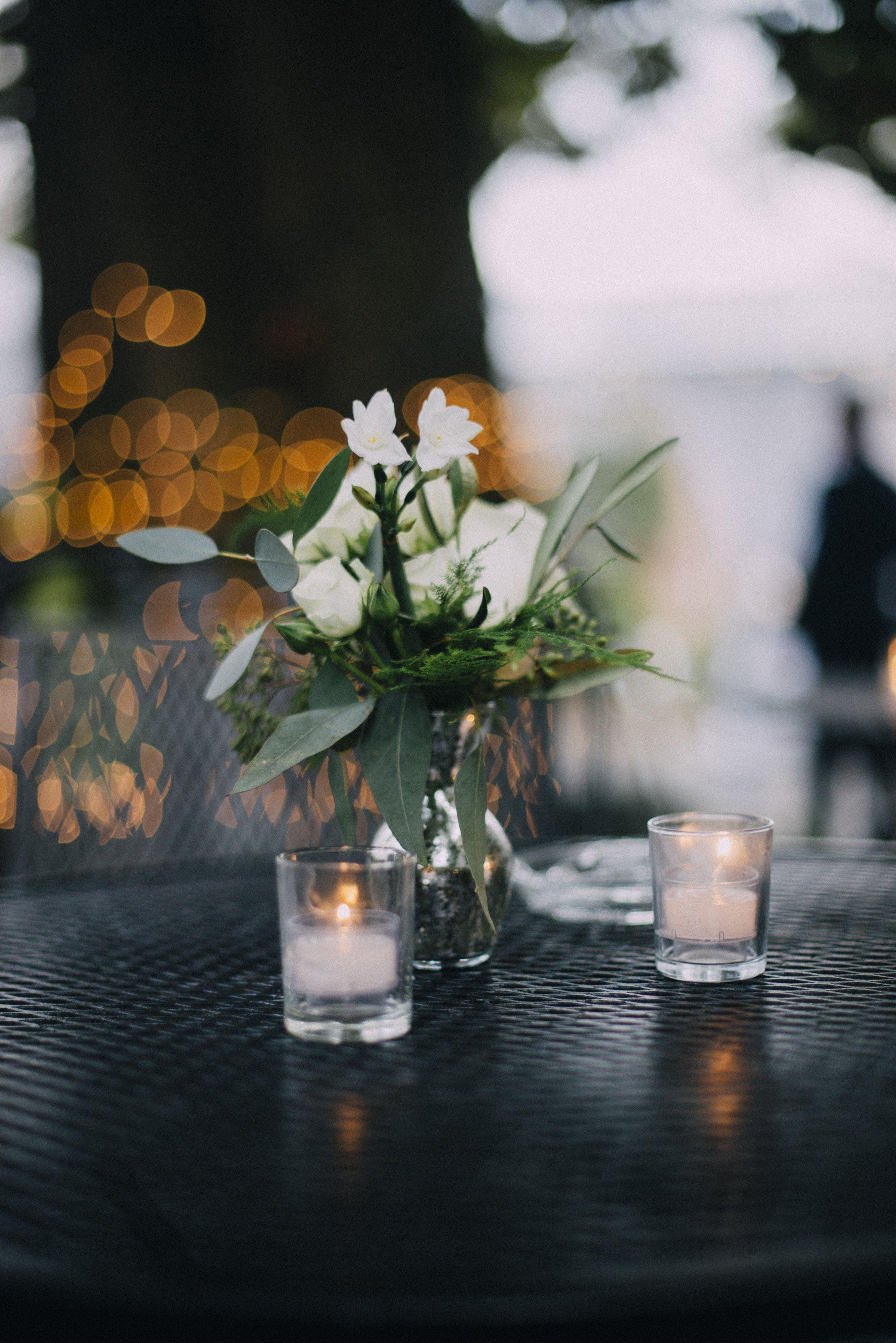 Silver mercury bud vase with roses ranunculus flat eucalyptus silver mercury bud vase with roses ranunculus flat eucalyptus reviewsmspy