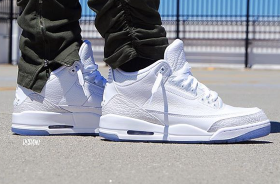 590900c3be0b15 Are You Copping The Air Jordan 3 Triple White This Weekend  The shiny days  of
