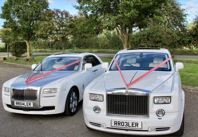 Photo of Rolls Royce Hire – Luxury Chauffeur Driven Rolls Royce Phantom