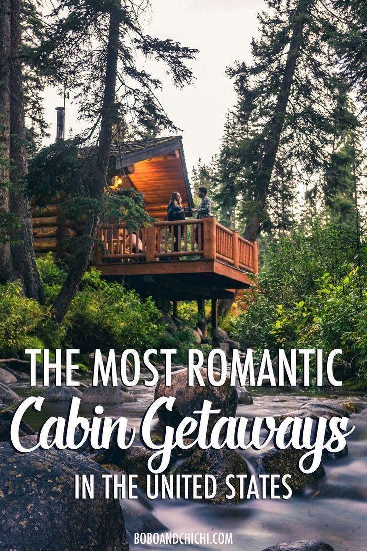 17 Cool Cabin Getaways in the US Picked by Travel