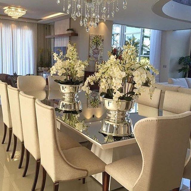A elegância e delicadeza do Branco na decoração. Inspiração