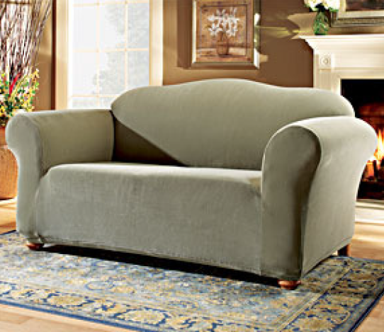 Right Buy Sure Fit Stretch Couch Cover 3 Seater 109 00 Http