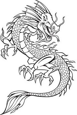 Japanese Dragon Tattoo Designs With Images Dragon Coloring