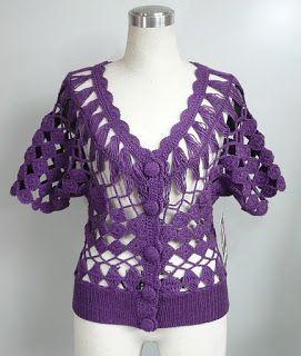 Shely Crochet: Julho 2010