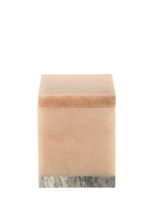 Small Hidalgo Alabaster Box Beige In 2020 Alabaster Box Beige