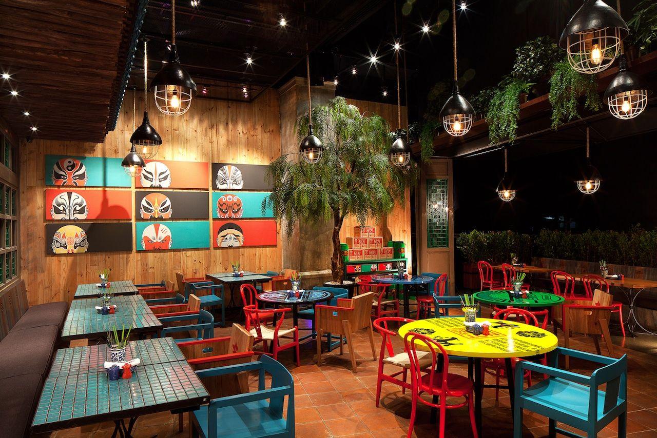 The fook yew 39 s shanghai bistro eat pinterest restaurante restaurantes mexicanos y bar - Restaurante chino jardin feliz ...