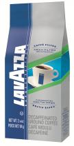 Lavazza Gran Filtro Decaf Pre-Ground Coffee (2.25oz, 10 Pack)