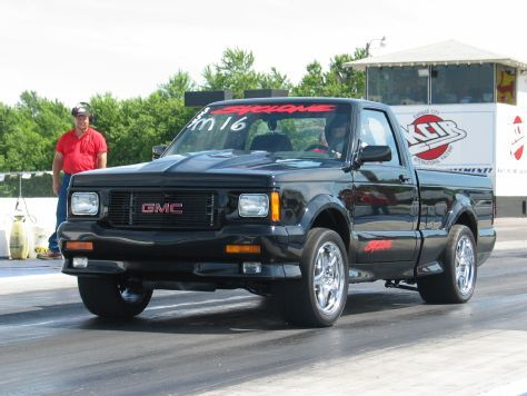 1991 Gmc Syclone Saluting The Original Sport Truck Gmc Trucks