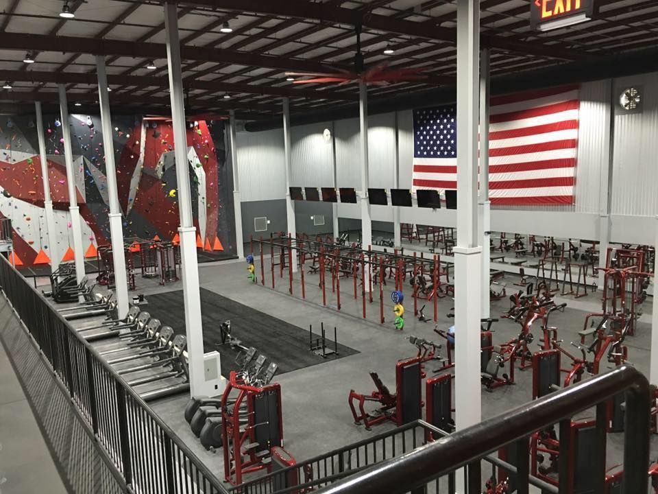 Unique Rise Gym Lewes De