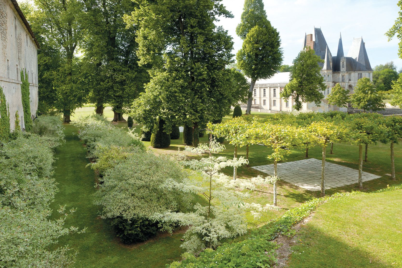 Louis Benech Designer Of The Tuileries Gardens To Give Berkshire
