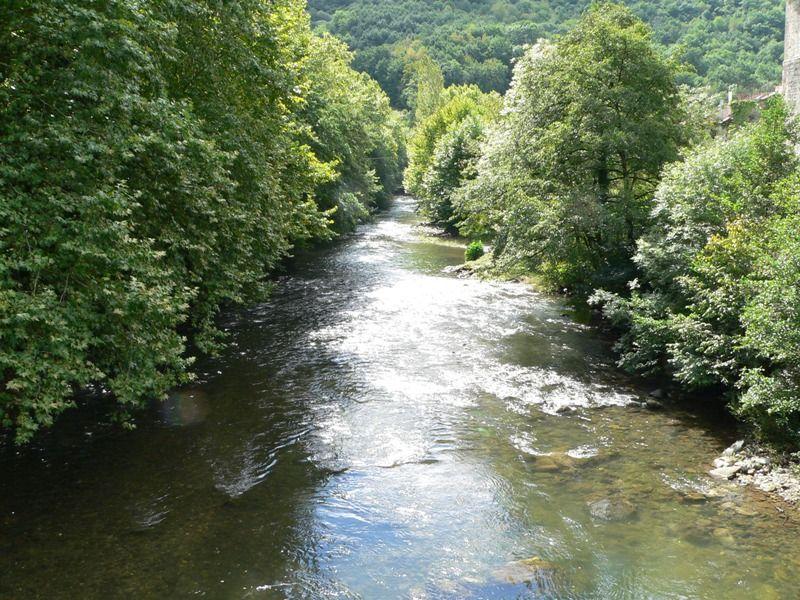 Ríos de la vertiente cantábrica. Río Bidasoa.