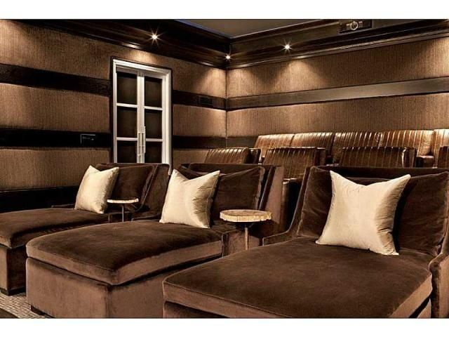 Movie Room Furniture Home Great For The