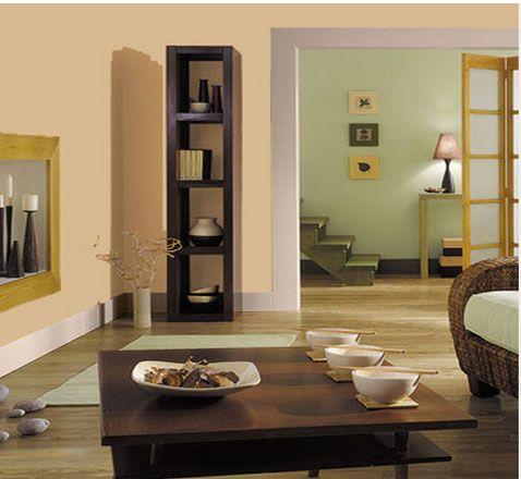 Deco vintage, couleur récup, bonnes idées Staircases and Salons