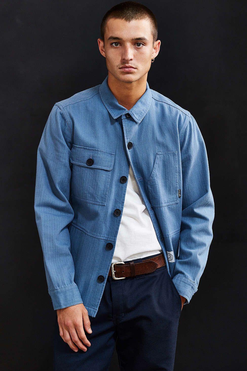 Poler Buck Shirt Jacket - Urban Outfitters