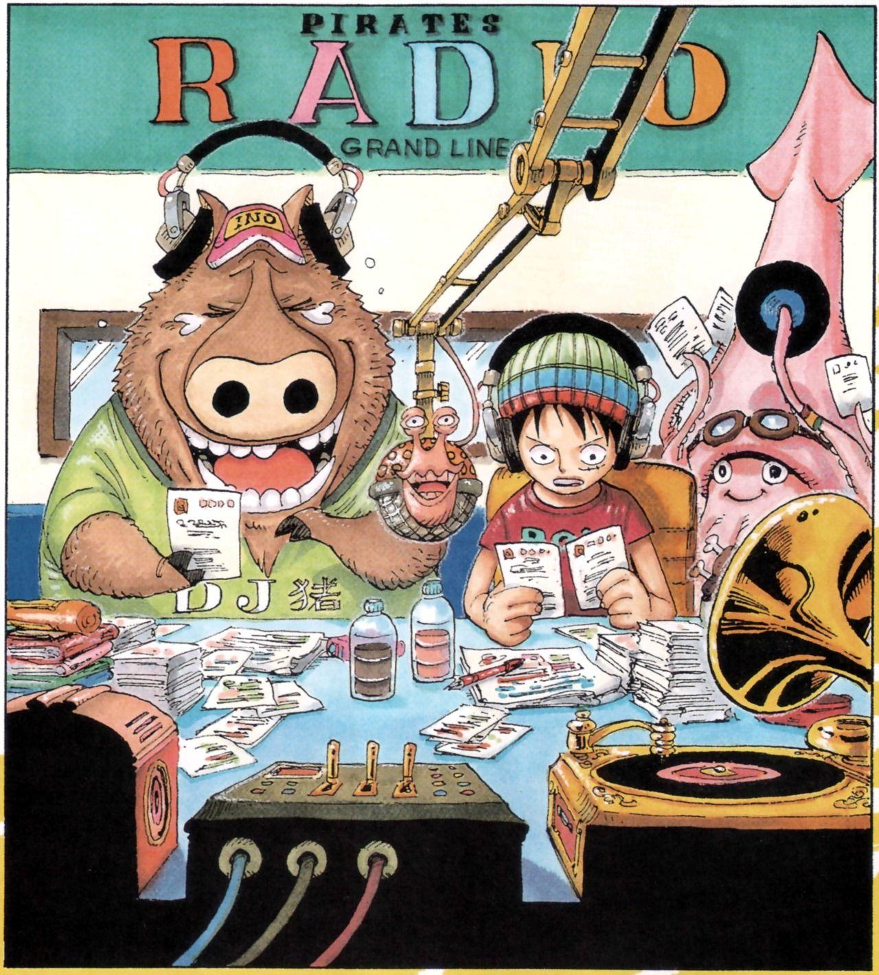 Eiichiro Oda One Piece (With images) One piece manga