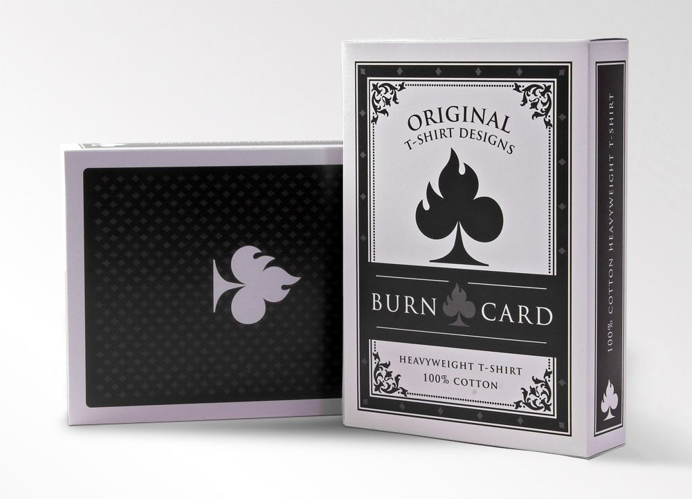 burn cards-t-shirts